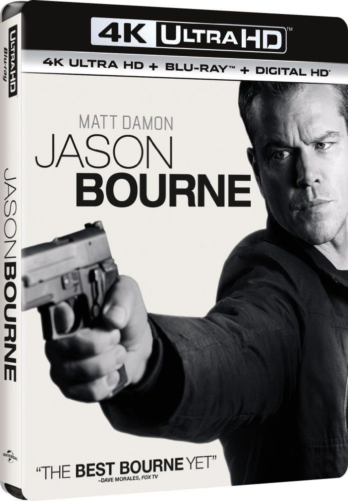 Watch Jason Bourne Full Movie Online Free K Ultra Movie Stream