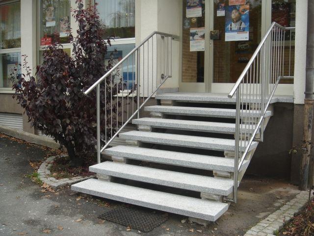 wagner treppenbau granit naturstein und betonspezialist aus pinterest. Black Bedroom Furniture Sets. Home Design Ideas