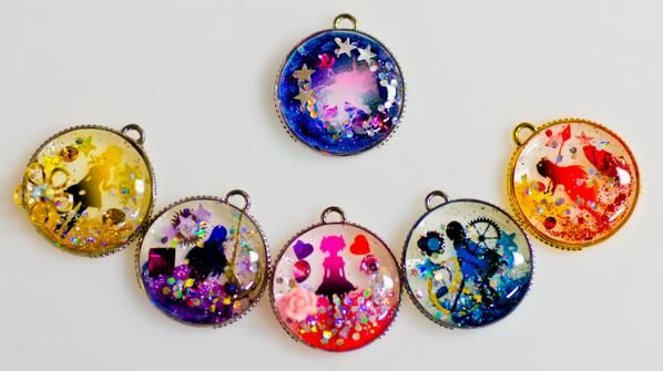 1000+ images about レジン on Pinterest