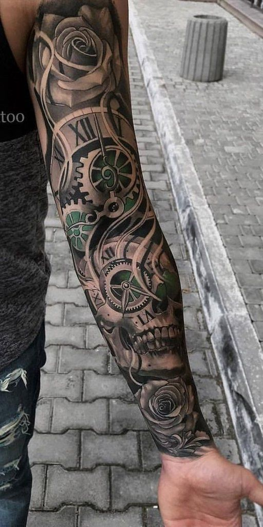 Design Your Own Tattoo Sleeve: Design Your Own Fake Tattoos