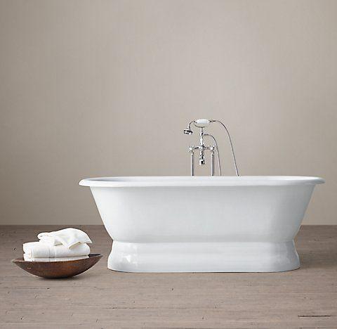 Palais Soaking Bathtub Collection Rh Bathroom Soaking