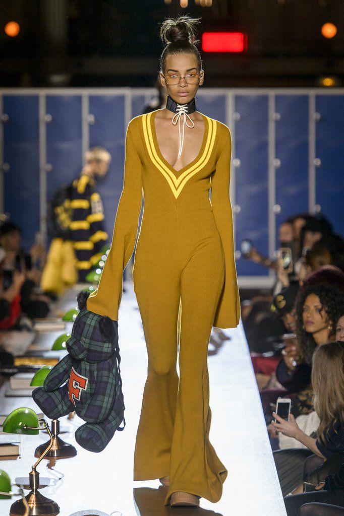 8db62ac15b4f Rihanna s New Fenty x Puma Collection Will Take You Back to High School