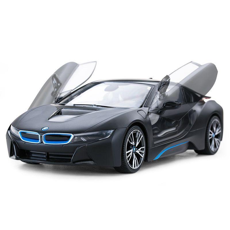Rastar 1 14 Matt Bmw I8 Usb Charger 2 4ghz Luxury Cars Pinterest