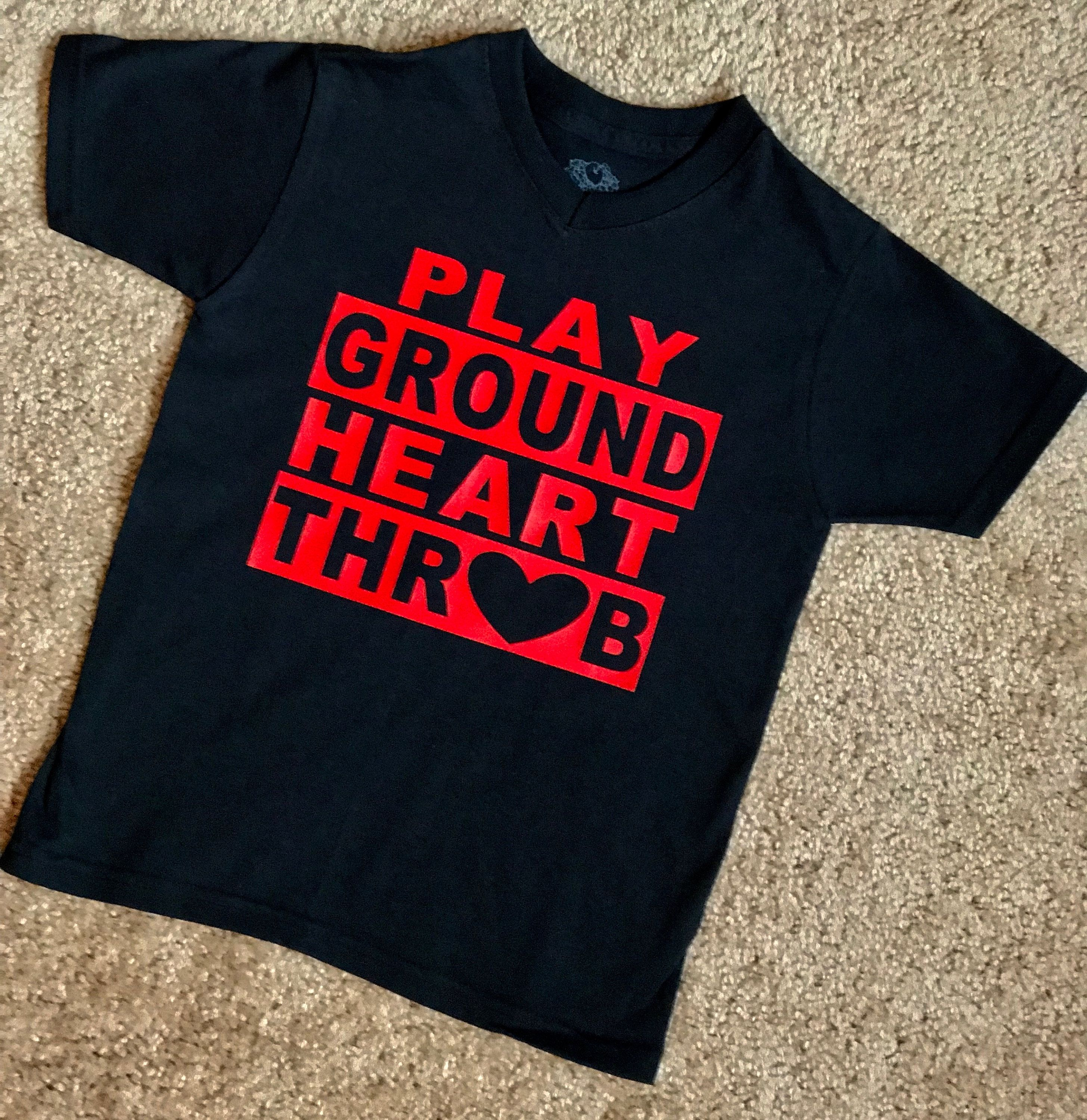 Play Ground Heart Throb Boys Valentine S Day Shirt Heart Throb