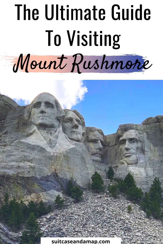 Mount Rushmore Mount Rushmore In Beautiful South Dakota Is Truly An American Symbol Visiting Iconic Mount Rushmore Na Mount Rushmore National Parks Travel Usa