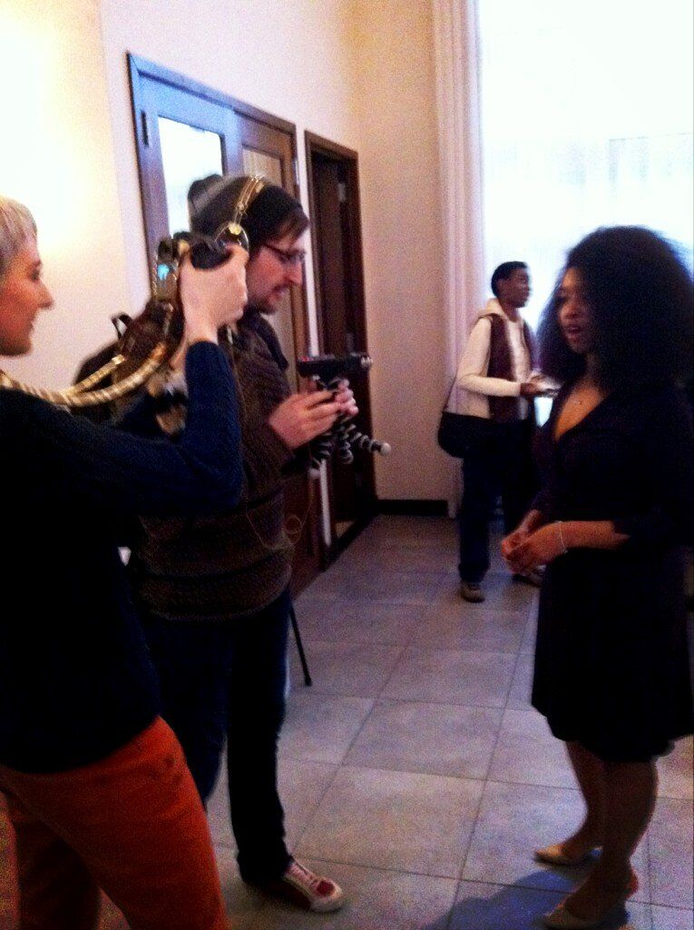 Interview  with #HarperMonroeSpa founder,  Stacey Scott during #NYC #SpaParty