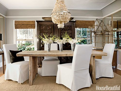 A 100 Year Old Farmhouse Goes Modern Farmhouse Dining Rustic Dining Home Decor