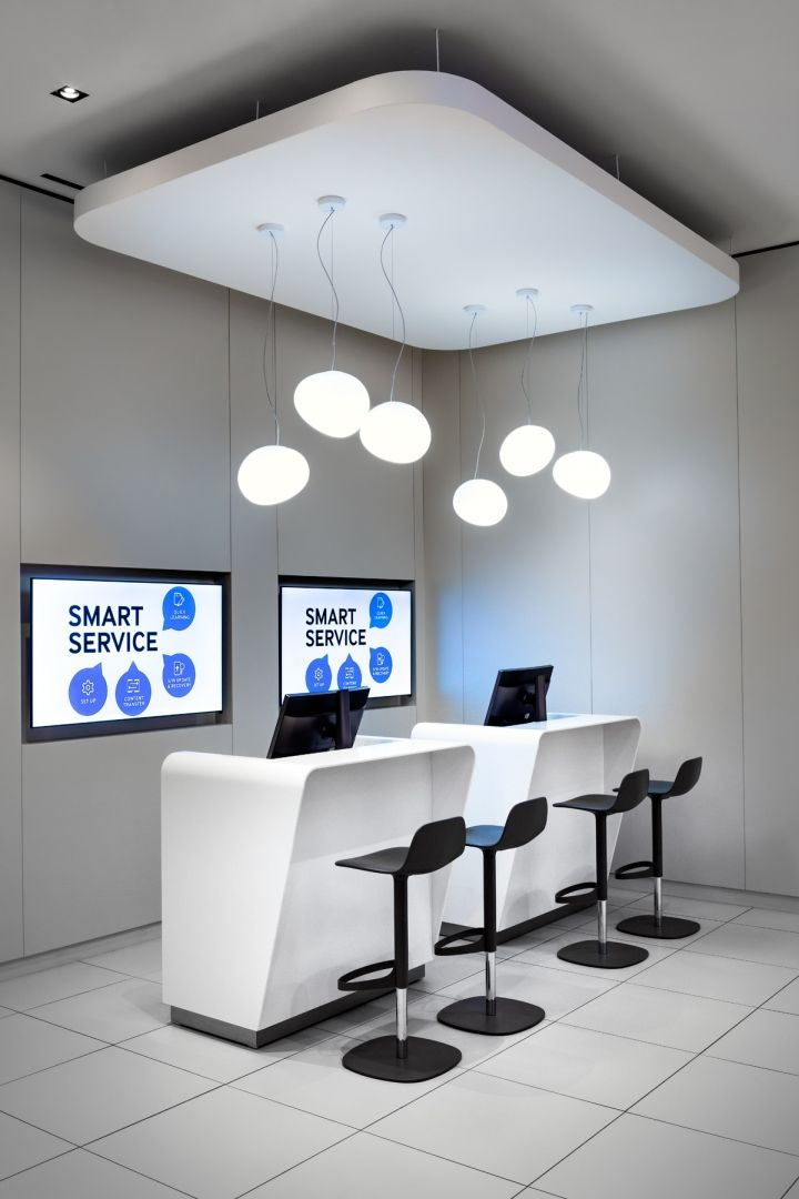 Merveilleux Samsung Store At Sherway Gardens By Cutler, Toronto U2013 Canada » Retail Design  Blog