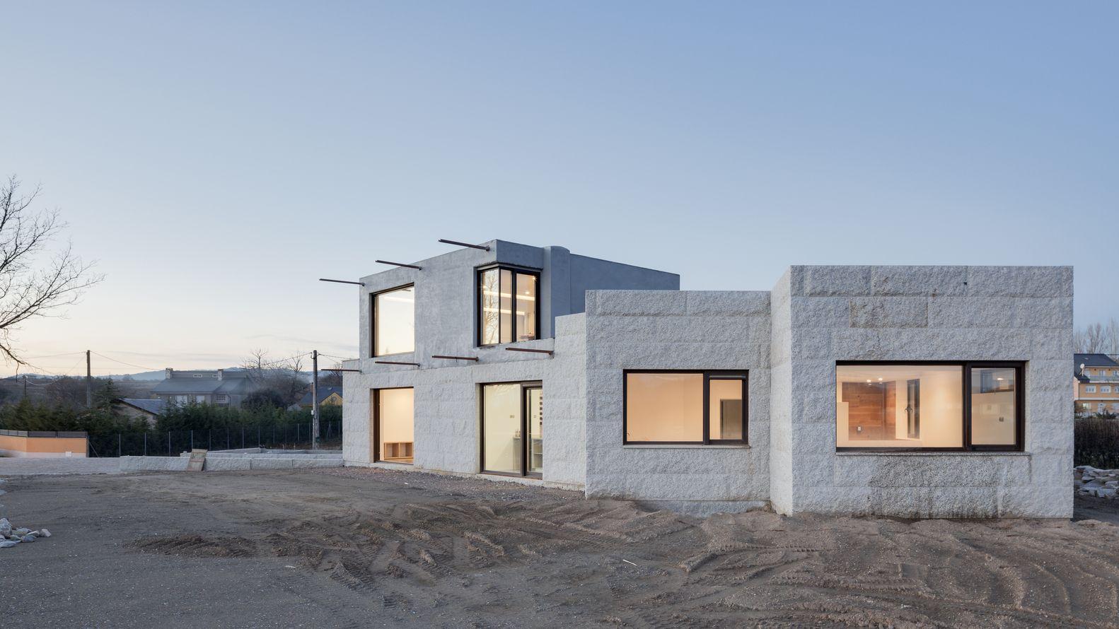 La Casa VMS,© Antonio Vazquez