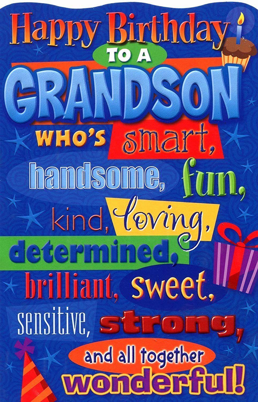 Birthday Cards For Grandson Fresh 123 Greeting Cards Birthday Grandson Happy Birthday Quotes Funny Birthday Greetings Funny Birthday Wishes Quotes