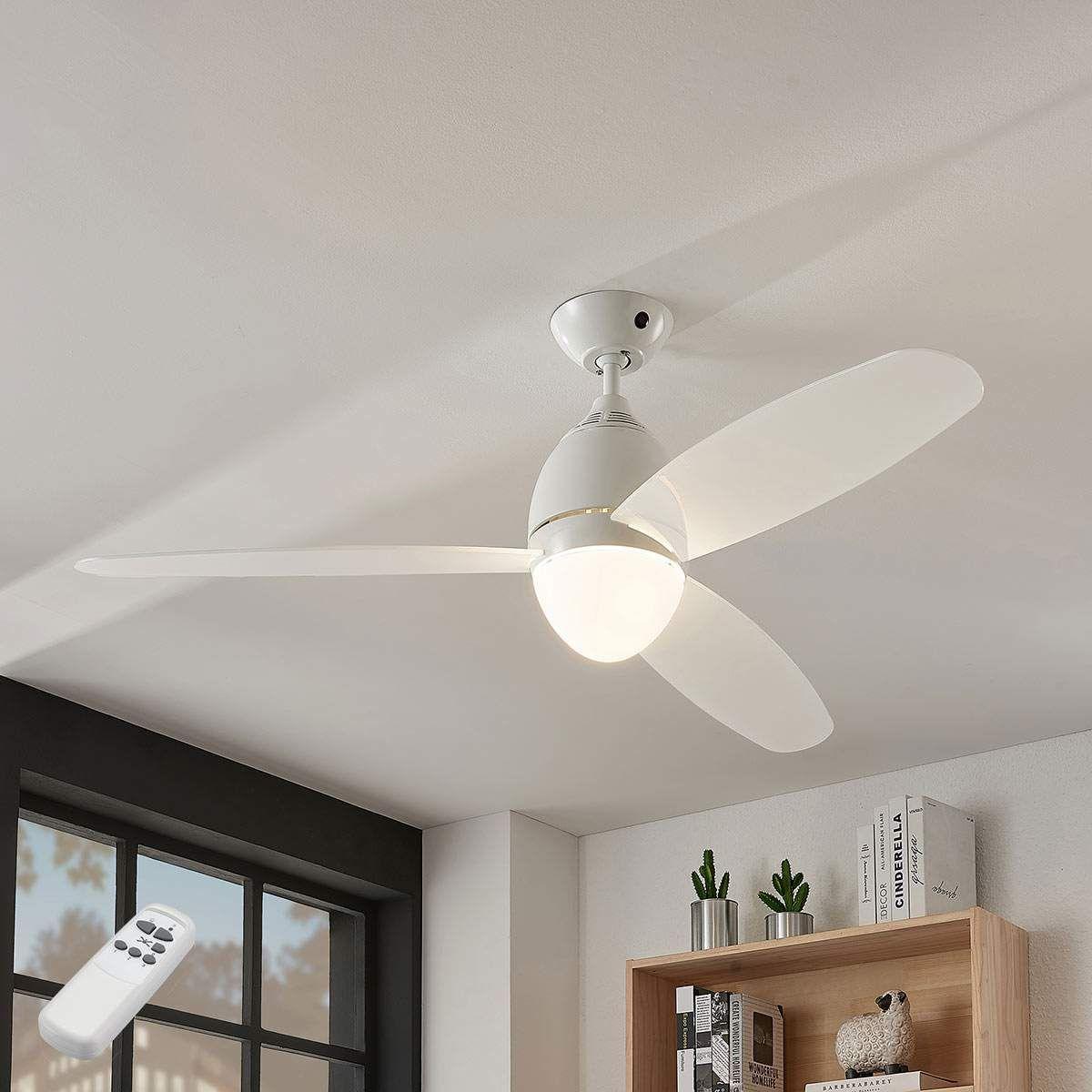 Luxus Decken Ventilator Beleuchtung Fernbedienung Lampe 3 Geschwindigkeitsstufen