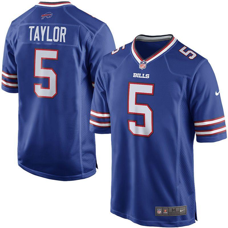 kids tyrod taylor jersey