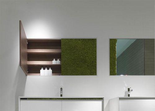Contenitori Bagno ~ Specchio da bagno con contenitore falper bagni