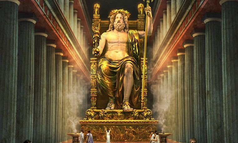 Statue of Zeus: Ancient World Wonder