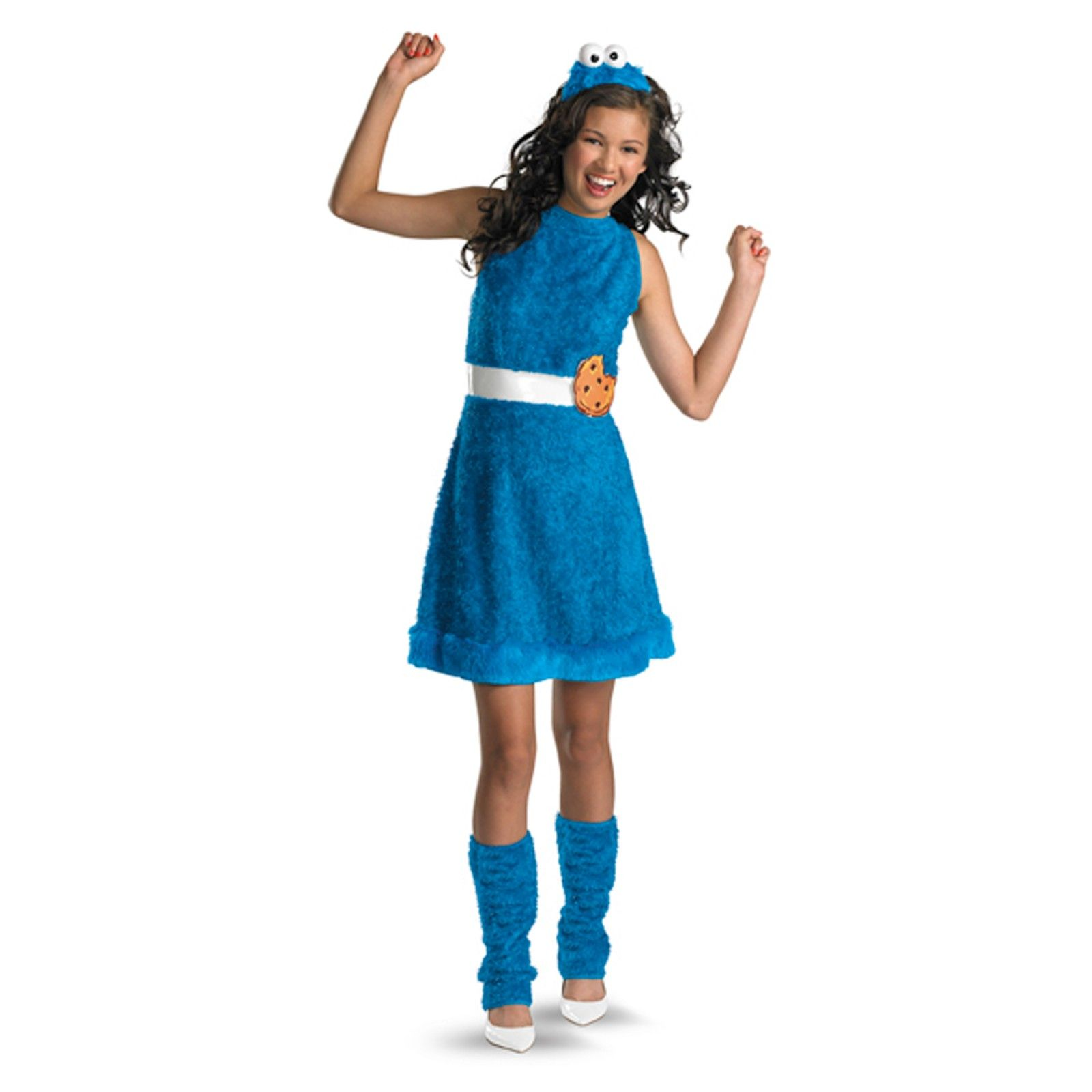 Cookie Monster Child/Tween Costume from CostumeExpress.com #Costume #SesameStreet  sc 1 st  Pinterest & Cookie Monster Child/Tween Costume from CostumeExpress.com #Costume ...