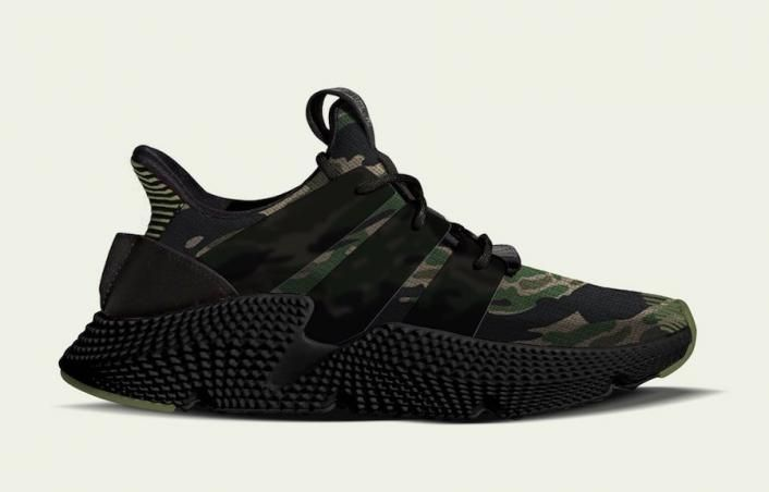 best sneakers c2268 d0b7a UNDFTD x adidas Prophere  Release Date
