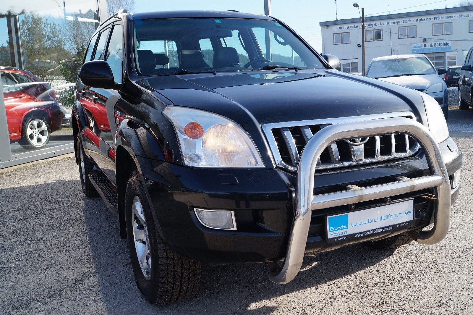 (1) FINN – Toyota Land Cruiser