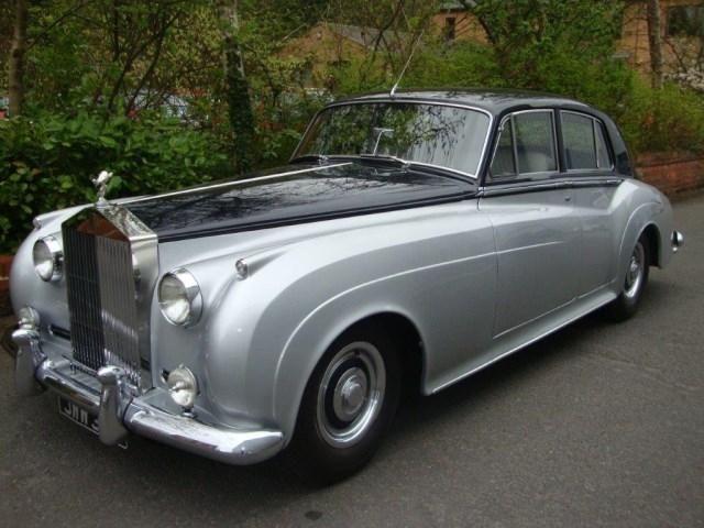 1956 Rolls Royce Silver Cloud I Rolls Royce Autos Bentley