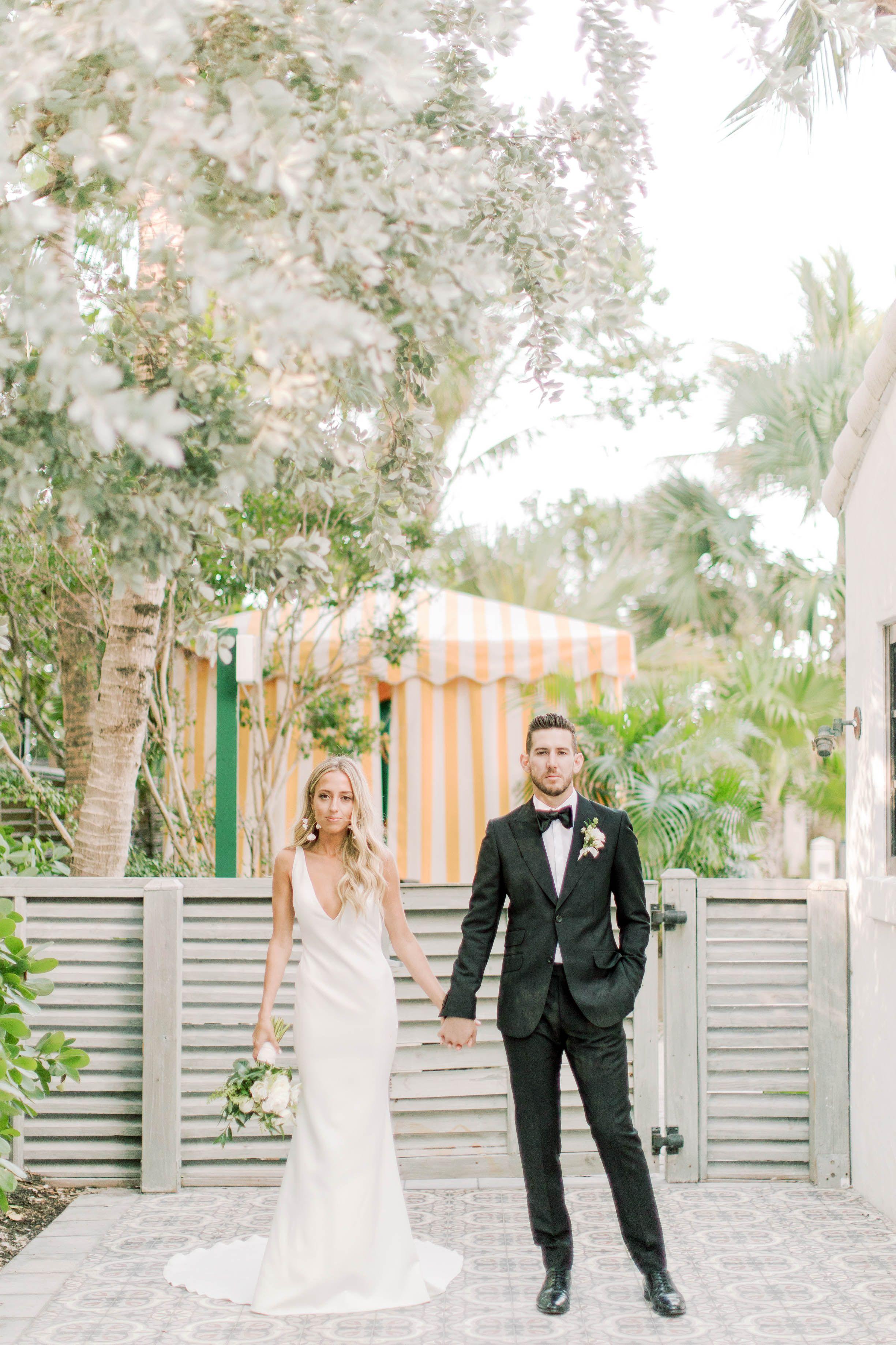 The Confidante Hotel Wedding Miami wedding photographer