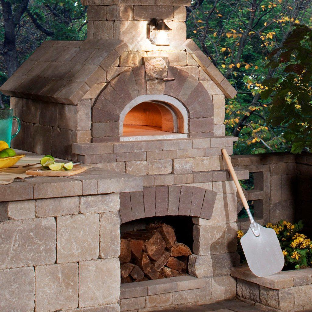 Chicago Brick Oven Cbo 1000 Built In Wood Fired Commercial