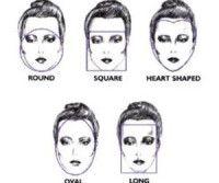 Haircare Tips Archives Mode Kapsels Gezichtsvormen Vierkante Gezichten