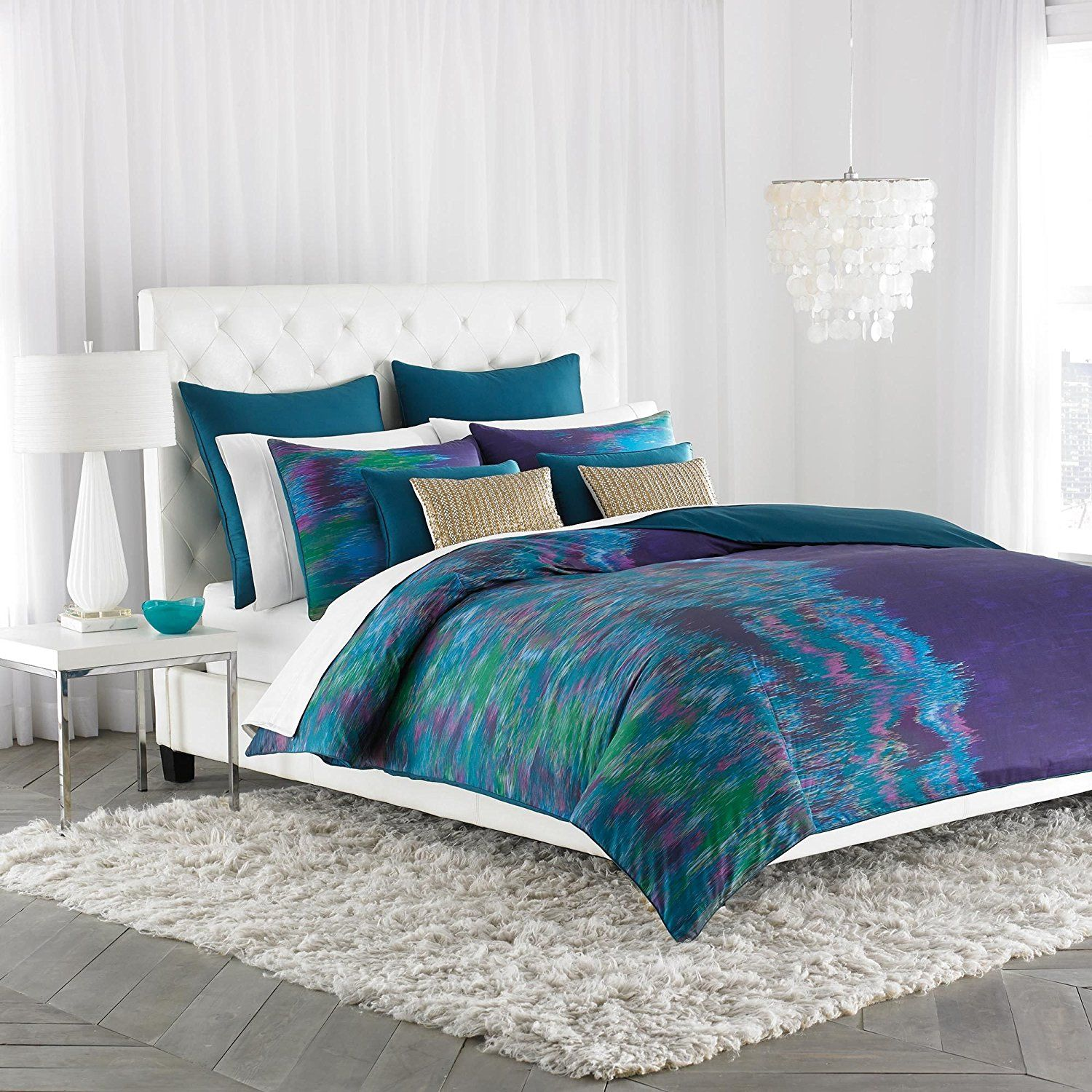 paisley product linens printed duvet bedding set range teal quilt cover