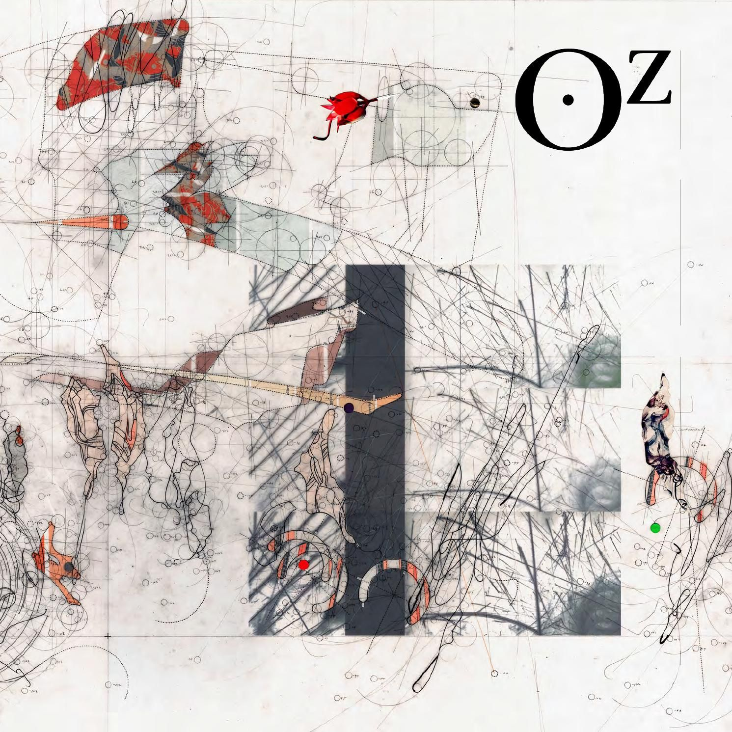 Oz 36 Complexity  Annual Publication of the College of Architecture, Planning + Design at Kansas State University