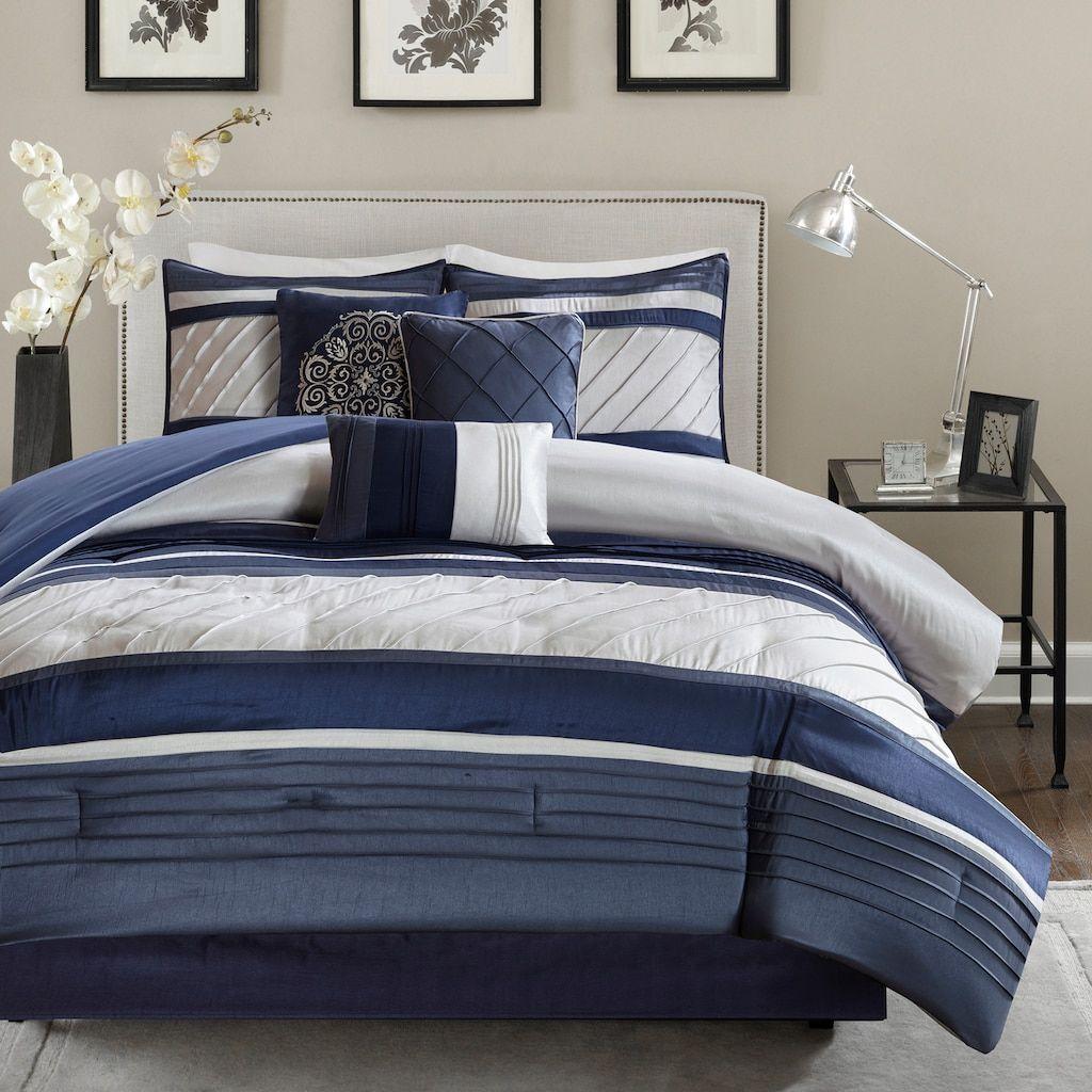 a62799bbc0a Madison Park Anderson 7-pc. Comforter Set