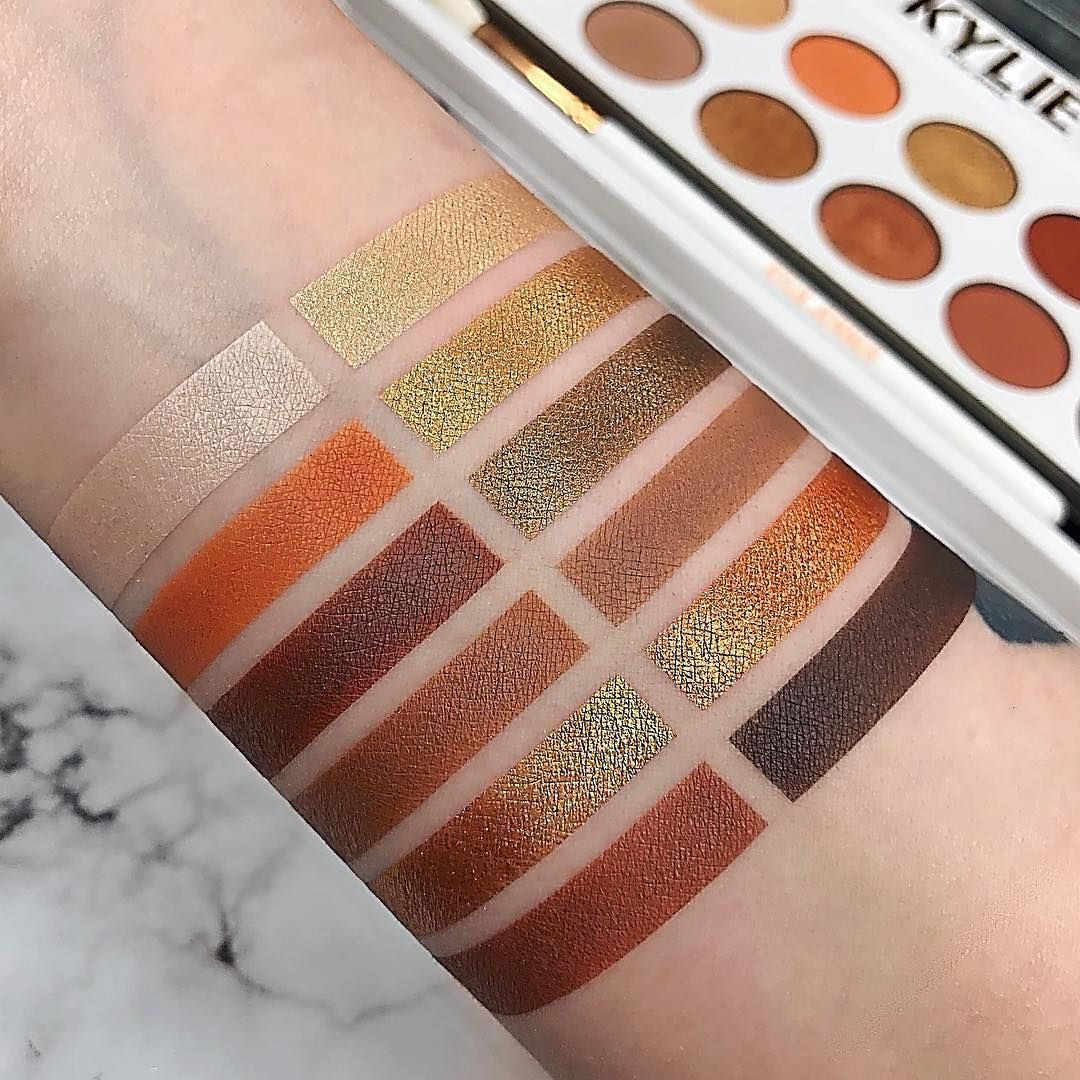 Kyshadow - The Bronze Extended Palette by Kylie Cosmetics #7