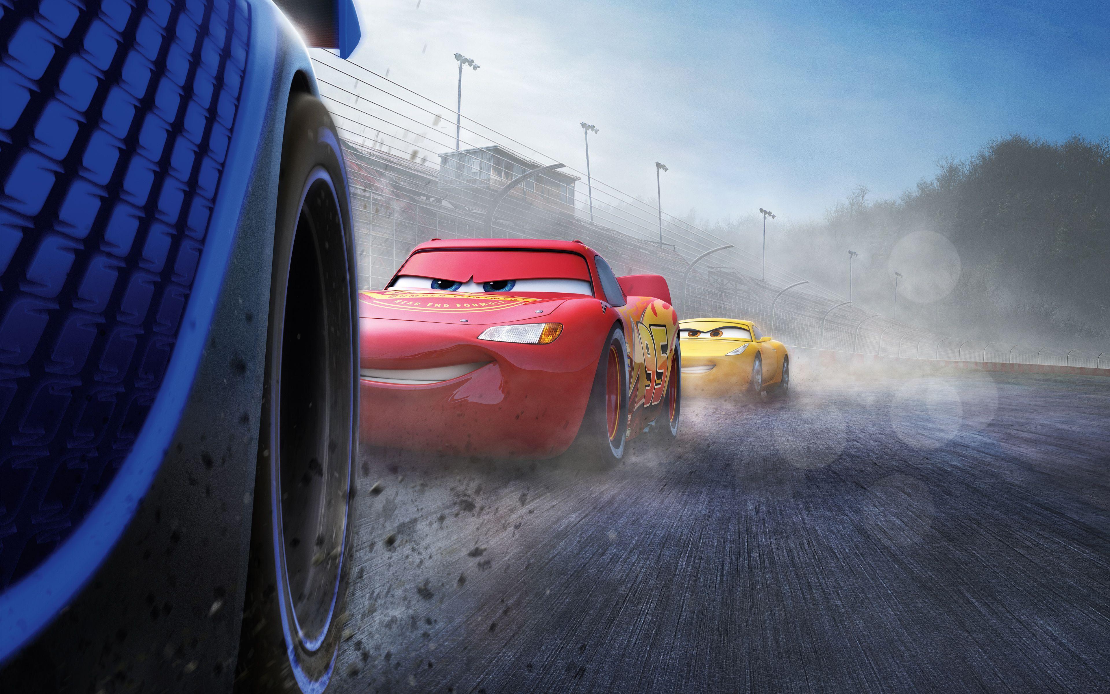 Cars 3 4k 5k Disney Cars Movie Pixar Cars Pixar