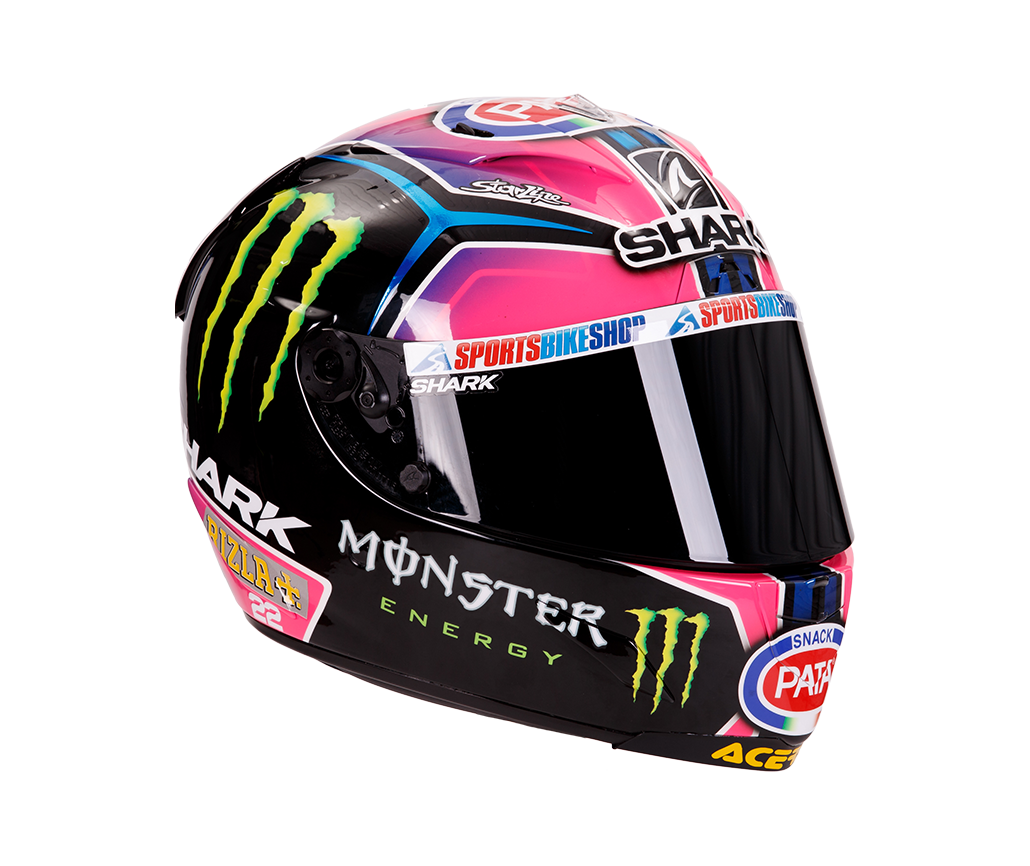 Shark Alex Lowes 22 Shark Helmets Helmet Shark