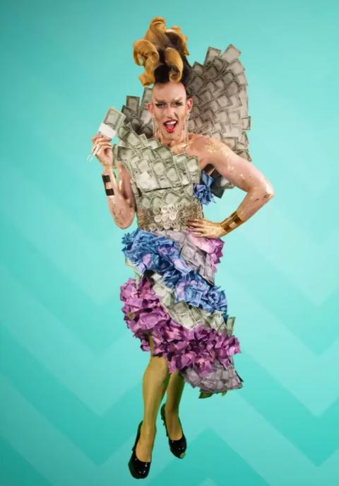 Acid Betty ♥ Season 8, episode 1 (Design Challenge) | Sessy