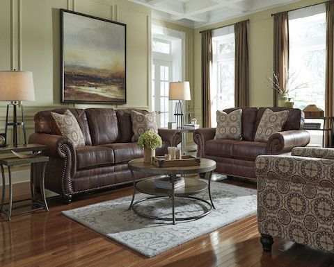 Breville By Ashley Furniture Sofa And Loveseat Ashley