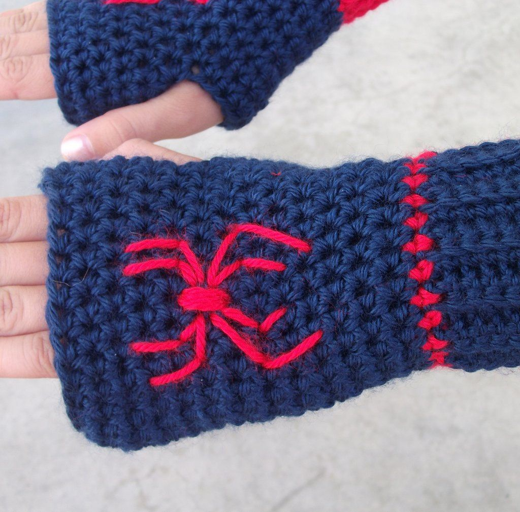 Attractive Spiderman Strickmuster Composition - Decke Stricken ...