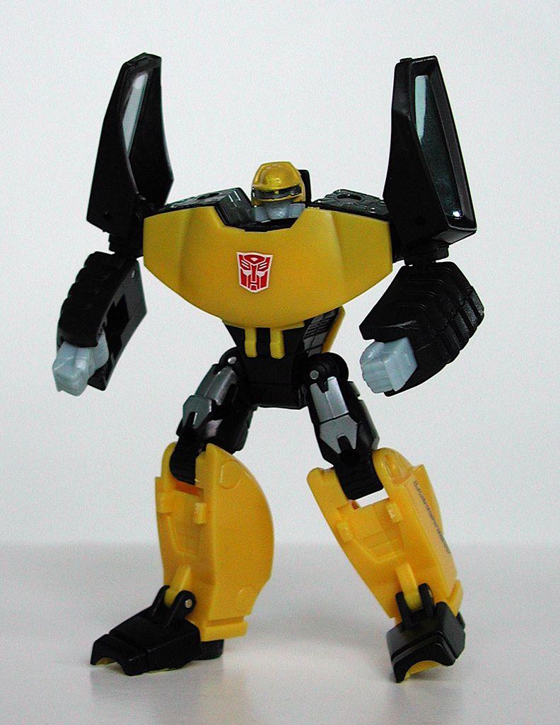 J Pidgeon, robots