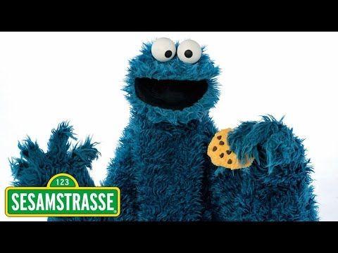 d67007efb3 Wir lieben das Krümelmonster aus der Sesamstraße! Deshalb haben wir unsere  Kreativität bei den Hörnern