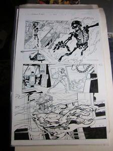 X-men Art $350 SALE http://graphic-illusion.com