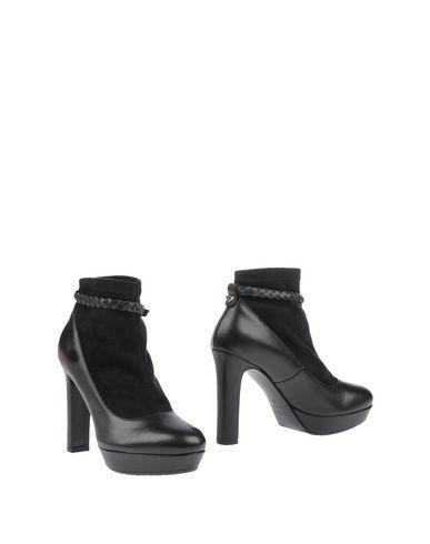 TWIN-SET Simona Barbieri Women's Ankle boots Black 9.5 US