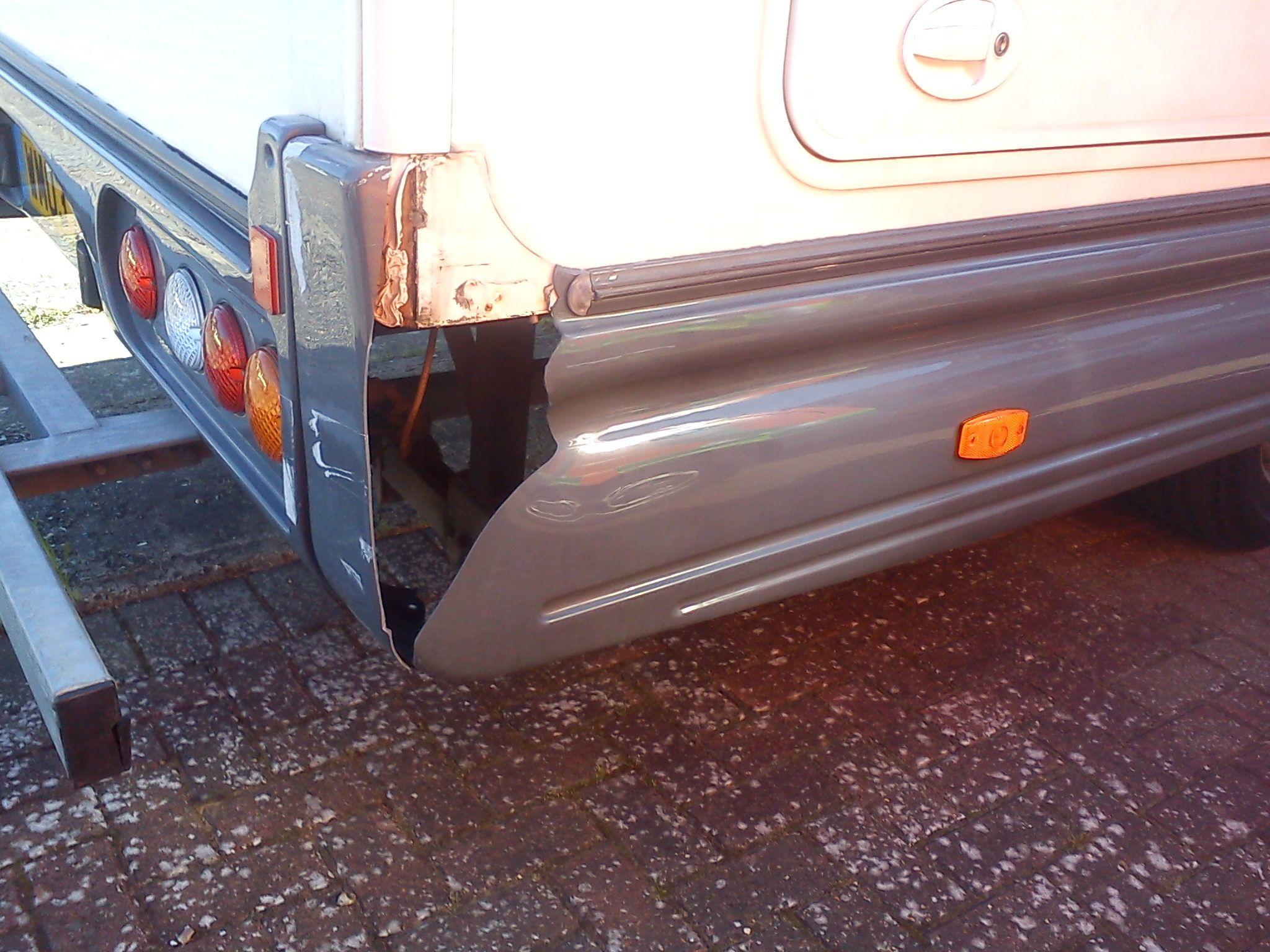 Caravan Medic East Anglia Caravan Panel Repairs Caravan Repairs Bumper Repair Repair
