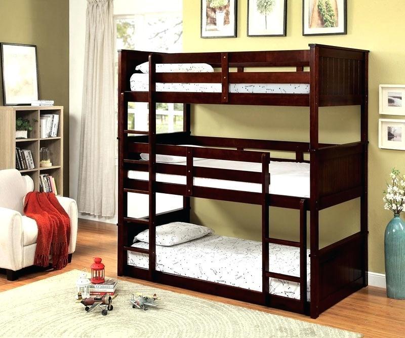 3 Bunk Bed Plans 3 Tier Bunk Bed Plans Bunk Beds Twin Bunk Beds