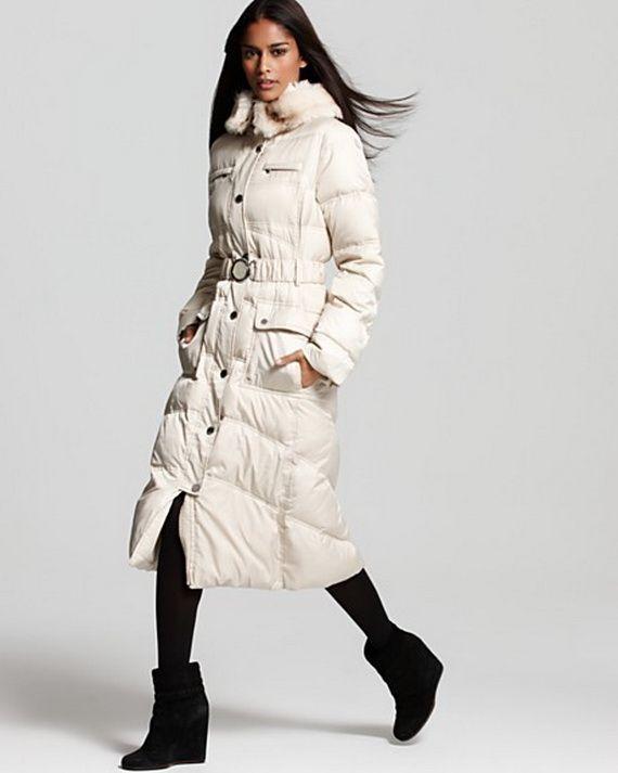 Long Down Winter Coats