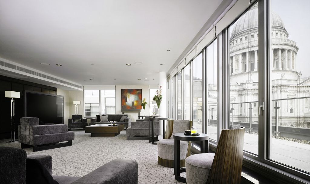 Cheap Hotels Near St Pauls London