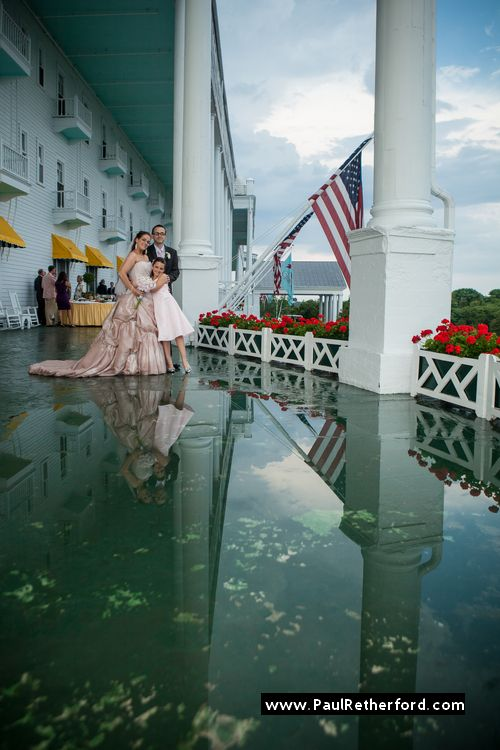 Harbour View Inn Gazebo Wedding Photography Grand Hotel Mackinac Island Gazebo Wedding Mackinac Island