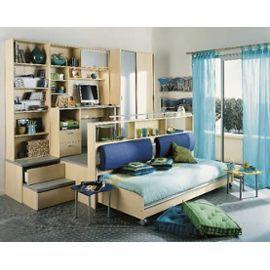 Chambre Estrade Studio   Intérieur ~ Chambre enfant   Chambre, Lit ...