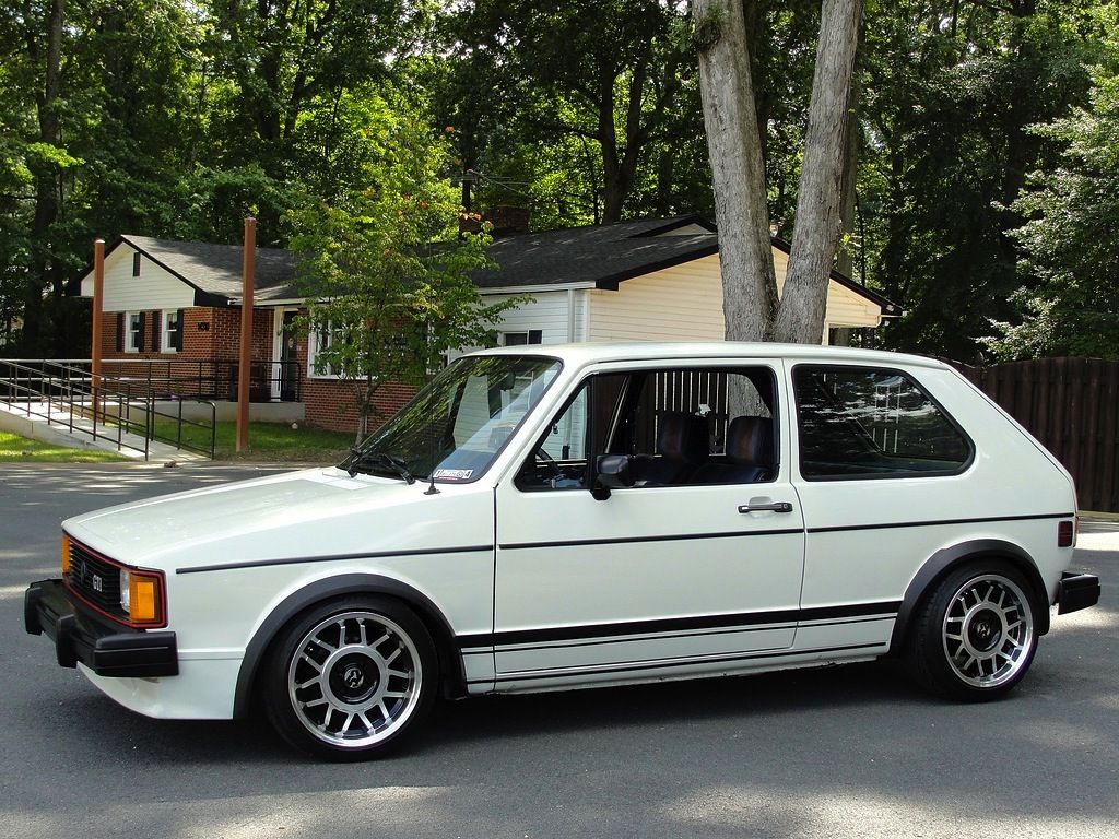 MK1 VW Rabbit GTI Dream Cars Pinterest Rabbit and Mk1