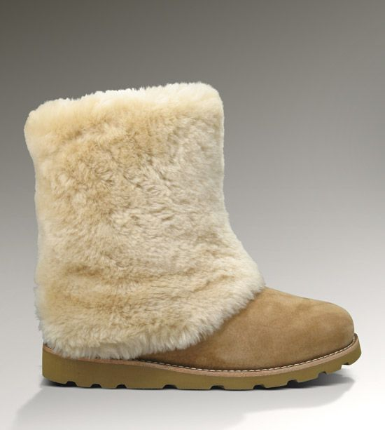 40cb343915c UGG 3220 Womens Maylin -Suede Chestnut | Products I Love | Uggs for ...