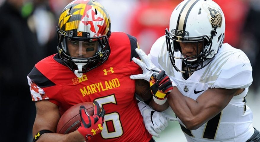 UCF vs Maryland College Football Live Stream College