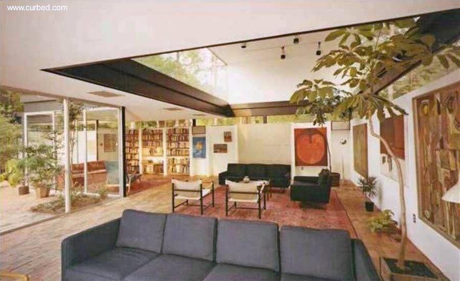 Blog de arquitectura residencial casas familiares y for Decoracion casa anos 60