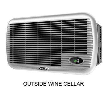 Koolspace Koolr Plus Wine Cellar Cooling Unit 600 Cu Ft You