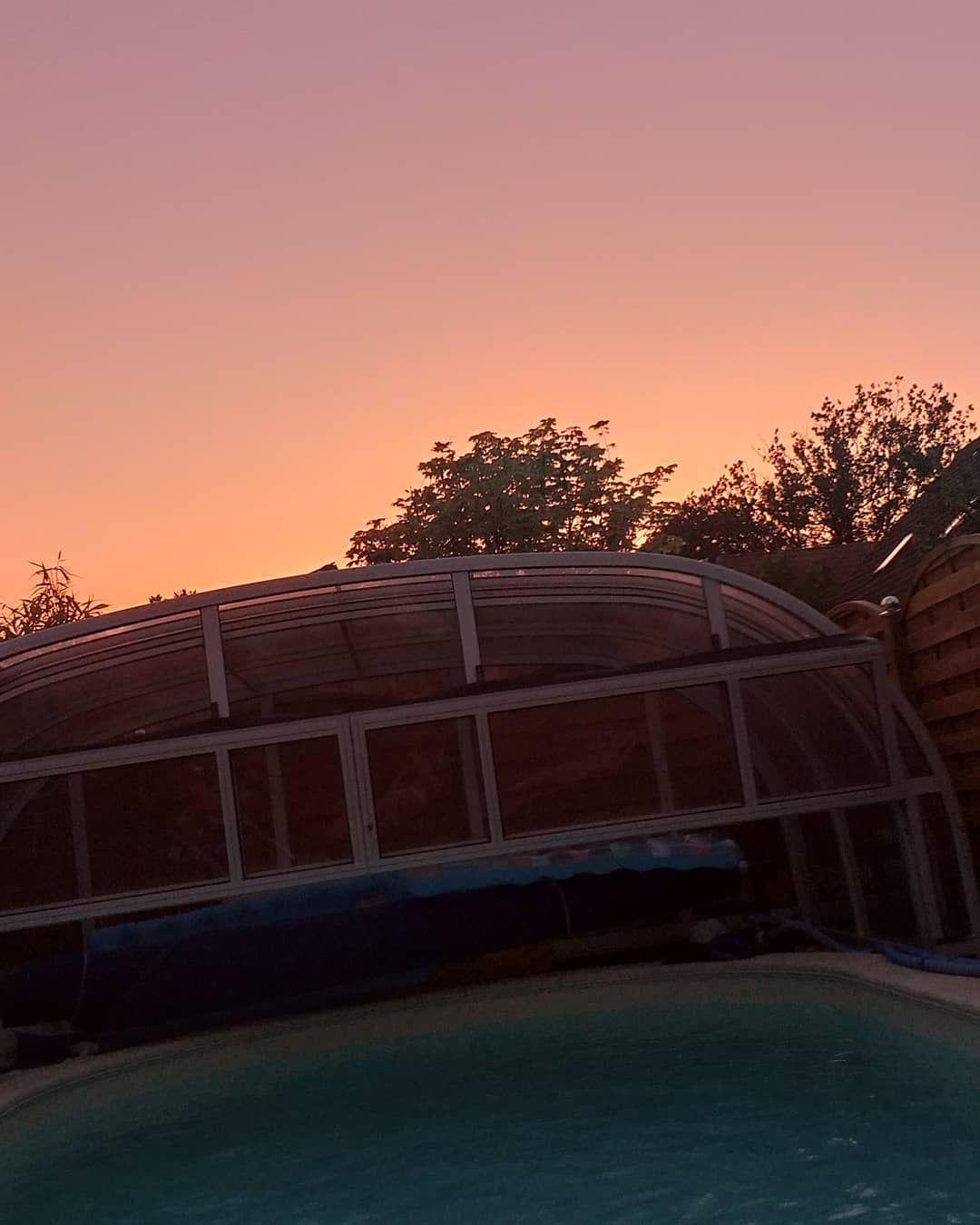 Pool Himmel Pooltime Poolhaus Gartenideen Garten Sommer Summer Sun Gartenliege Poolloung Garten Ideen Garten Gartenliege